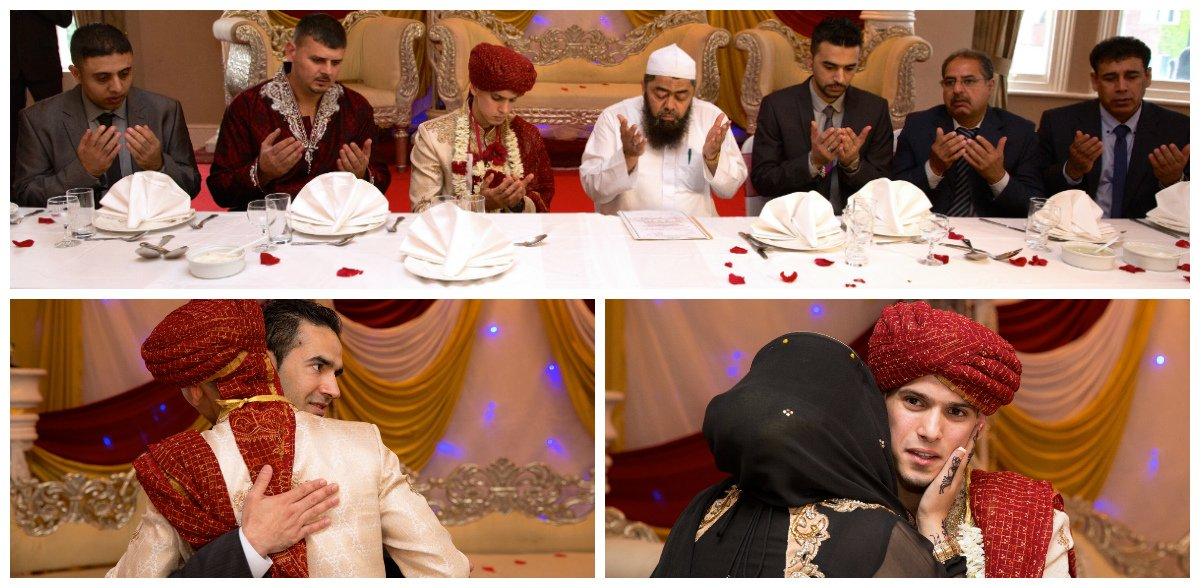 Cinematographers for Muslim weddings Birmingham