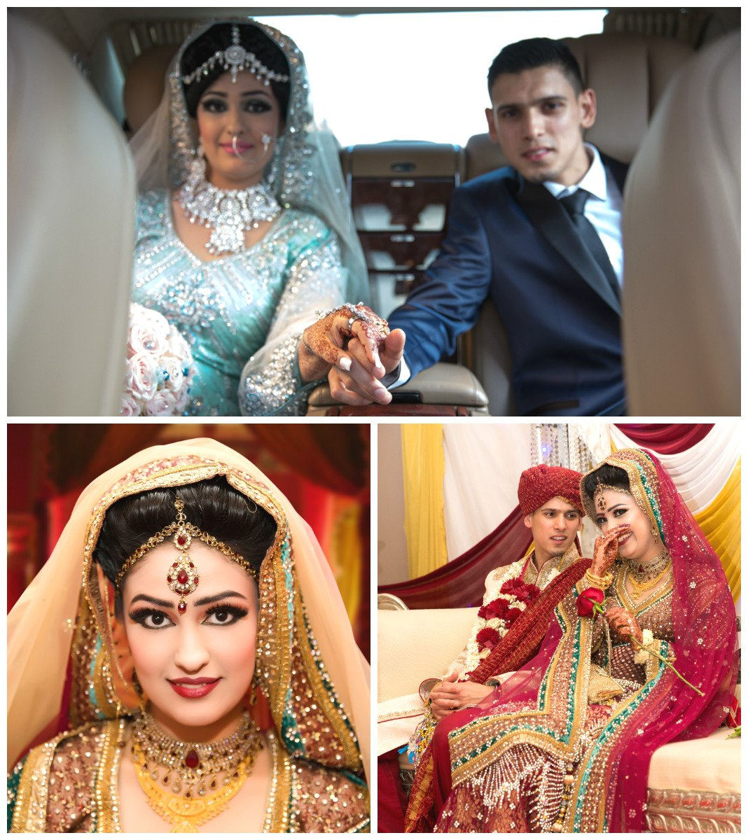 Muslim wedding photos and videos Birmingham