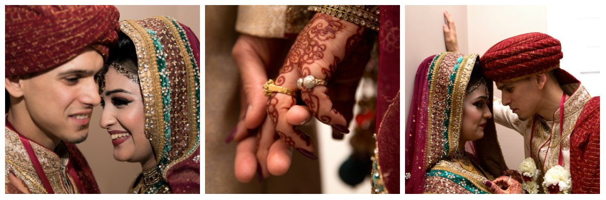 Pakistani muslim wedding photography and videography Birmingham